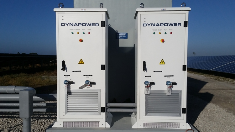 ees AWARD Winner 2018: Dynapower Company, LLC. - Dynapower DC
