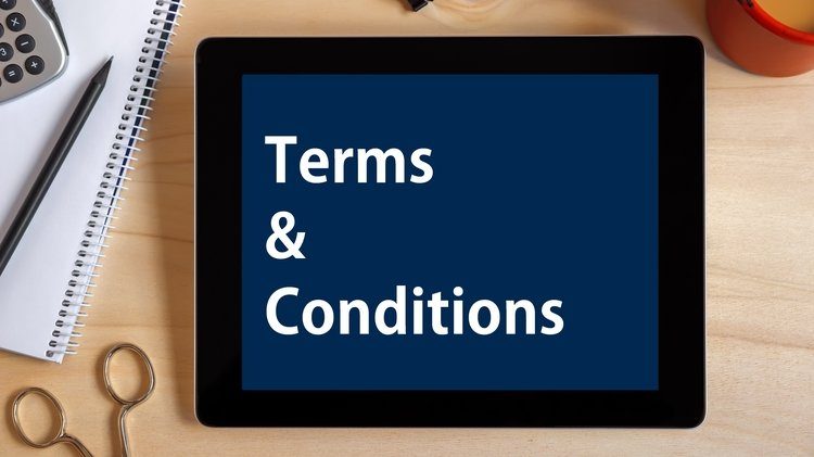 Terms and Conditions of AWARD Participation