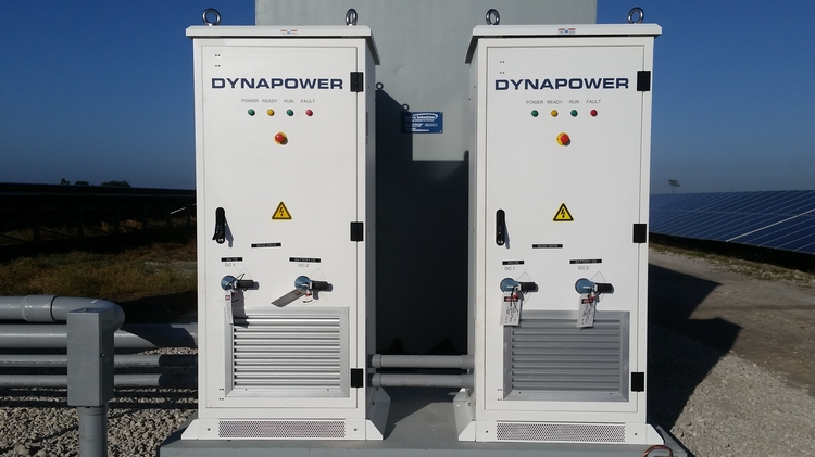 ees AWARD Finalist 2018: Dynapower Company, LLC. (USA) - DPS-375: 375kW DC-DC Converter for Utility-Scale Solar Plus Storage