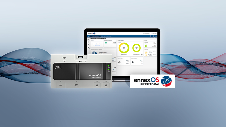 The smarter E AWARD Winner 2018: SMA Solar Technology AG - ennexOS