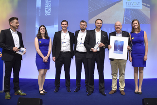 """The smarter E AWARD (Outstanding Projects): Unlimited Energy Australia/TESVOLT GmbH was honored for """"Off-grid Avocado farm in Australia"""""""