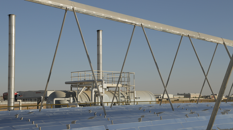 The smarter E AWARD Finalist 2019:  Japan Tobacco International (Jordan), Solar Thermal Steam Generation for Process Heat and Cooling