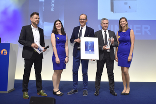 "Intersolar AWARD: ABB was honored for ""PVS-175-TL impresses with numerous innovations"""
