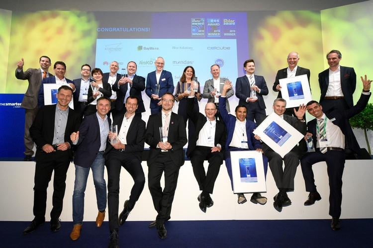 The smarter E AWARD winners 2019